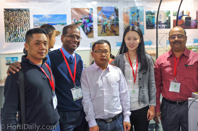 Over 20,000 Attend IPM Hortiflora Expo in Shanghai