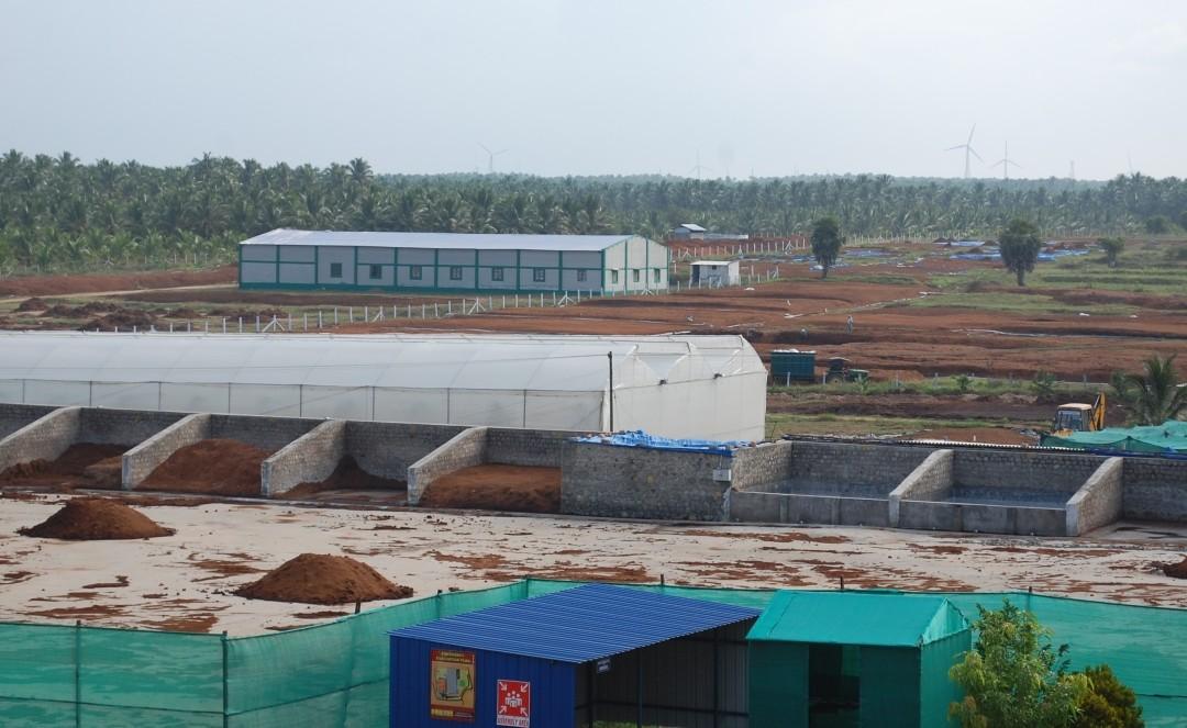 Anar Coir – FibreDust's Progressive India Coir Factory