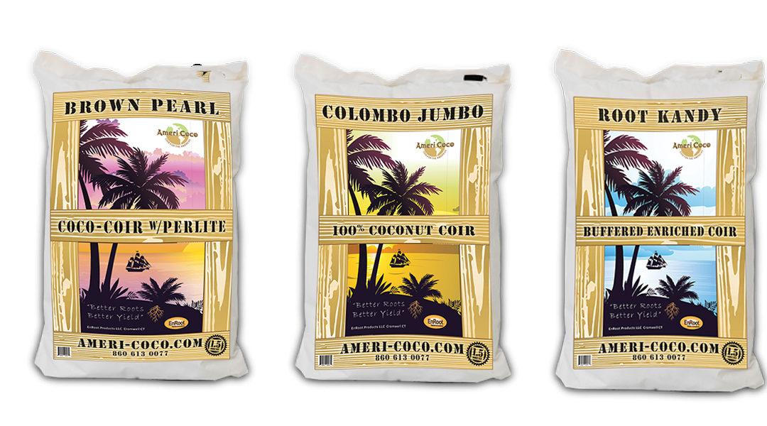 Ameri-Coco Fluffed Bagged Coir Now Shipping